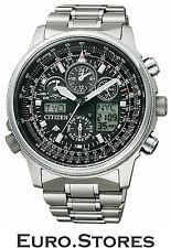Citizen Titanium Strap Analog Wristwatches