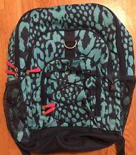 c0728840c7 Pottery Barn Teen Gear-Up CHEETAH Backpack BLUE PINK