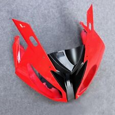 Red Upper Front Fairing Cowl Nose Fit for BMW S1000RR 2015-2016 Motorcycle