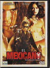 Robert Rodriguez: EL MEXICANO. España: tarifa plana envíos DVD, 5 €