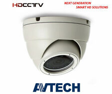 Avtech HD-TVI 1080P HDTVI 3.6mm Lens CCTV DOME Camera DG104A HIGH DEFINITION