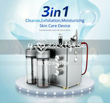 3 in1 Hydro Dermabrasion Water Peeling Micodermabrasion Skin Cleansing Machine