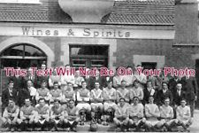 KE 586 - Gravesend Hotspur A & B Teams, Kent - 6x4 Photo