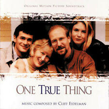 Music Composed by Cliff Eidelman One True Thing Motion Picture Soundtrack CD