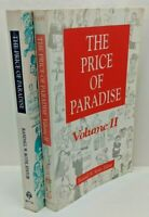 The Price of Paradise: Vols 1 & 2 by Randall W Roth, Hawaii 1992 Signed Trade PB