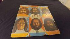 THE CRICKETS Remnants LP Rare! 1973 VERTIGO (VG++)