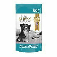 Burns Penlan Farm Chicken/Brown Rice & Veg - 12 x150g - 307820