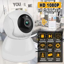 WIFI 1080P ONVIF P2P Outdoor Wireless IR Cut Security IP Camera Night