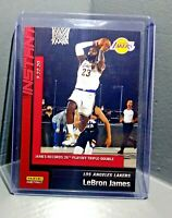 Lebron James 2019-20 Panini NBA Playoffs Instant #225 Basketball Card 1 of 175