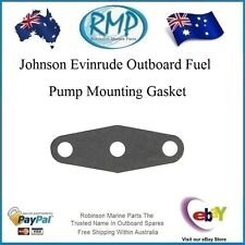 A Brand New Fuel Pump Mounting Gasket Johnson Evinrude Outboard # R 303615