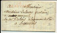 T0217 - FRANCE - 1 Pli de 1810