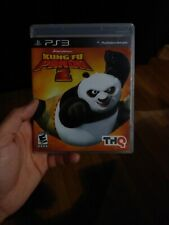 Kung Fu Panda 2 ps3 complete (Sony PlayStation 3, 2011)