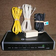CENTURYLINK ZyXEL C1000Z VDSL2 4-PORT GIGABIT WIRELESS-N WiFi ROUTER MODEM