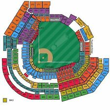 4 ST LOUIS CARDINALS v ARIZONA DIAMONDBACKS TICKETS - THU 7/27/2017 6pm @ BUSCH