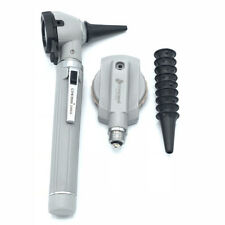 Cross Canada 11-104 LED Fiber Optic Pocket Otoscope and Ophthalmoscope Set Gray
