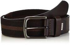 MLT Belts & Accessoires Woodstock  Ceinture Homme Multicolore 95 cm