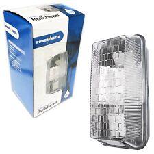Powermaster Commercial Vandall Resistant Bulkhead Light Fitting IP65 Compliant