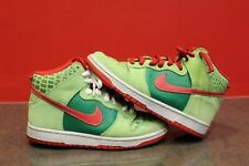 """DS Nike Dunk High Pro SB """"Dr. Feelgood"""" Size 6 RARE Authentic"""