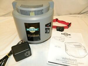PetSafe S402-855 Wireless Pet Dog Containment System Fence Transmitter Signal