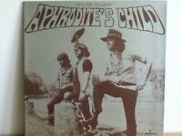APHRODITE,S  CHILD       LP        IT,S  FIVE  O,CLOCK   ( ITALIAN PRESSING )
