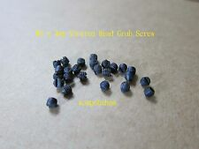 25 Pcs Slotted Head Grub Screw - M3 x 3mm