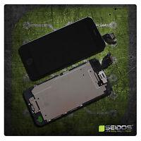 Display für iPhone 6 mit RETINA LCD Glas VORMONTIERT Komplett Front SCHWARZ NEU