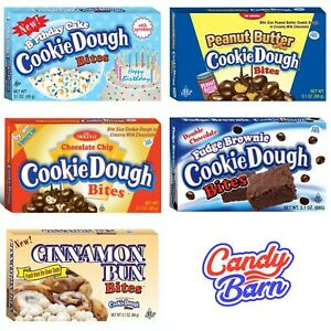 American Sweets Cookie dough Bites 88g - American Chocolate - Choose your own