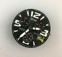 PER OROLOGIO SECTOR diver 2651916035 QUADRANTE 32MM + MOV. G10 711 NON FUNZIONA