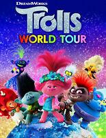 Trolls World Tour DVD 2020 ~ Sealed