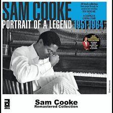 Portrait of a Legend 1951-1964 by Sam Cooke (CD, Jun-2003, ABKCO Records)