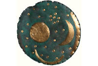 The Nebra Sky Disk; Ancient Bronze Age Star Chart ca.1600 BCE