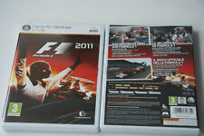 F1  2011- Formula 1 (PC-DVD)   Neuware   New       Multilingua