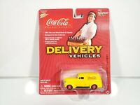 2004 Johnny Lightning Coca-Cola Delivery Vehicles 1940 Ford Sedan Delivery NEW