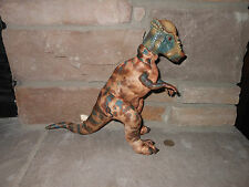 The Lost World Jurassic Park Equity Toys Plush Stuffed Pachycephalosaurus