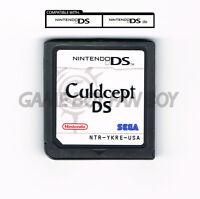 Culdcept DS ENGLISH Translation Nintendo DS Custom Cartridge