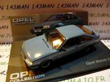 OPE33 voiture 1/43 IXO eagle moss OPEL collection  : MONZA A GSE 1983/1986
