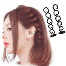 French Hair Braiding Braider Tool Hair Styling Clip Roller Twist Maker MSF