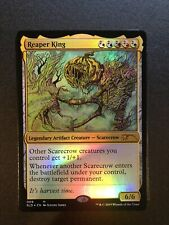 Custom Commander Deck - Reaper King - Scarecrows Artifacts - Secret Lair EDH