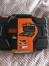 Black Decker A7200x109 Drill Bit Set