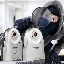 Infrared IR Safety Beam Home Gate Door Garage Security Alarm Intruder Monitor