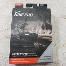Nike Pro Vapor Padded Wrist Wrap One Size Unisex Osfo Remoldable For Custom Fit