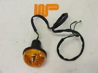 CLASSIC MINI - FRONT INDICATOR LAMP ASSEMBLY ORANGE INCLUDING BULB - AFU3389