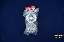 Tamiya 54101 RC CR01 Metal Plated Wheels - Offset 0 (2pcs)