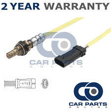 FOR RENAULT MEGANE 1.6 16V (2000-03) 4 WIRE REAR LAMBDA OXYGEN SENSOR O2 EXHAUST