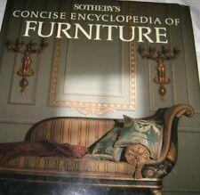 Sothebys Concise Encyclopedia of Furniture