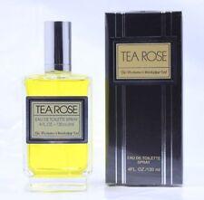 Tea Rose Perfume by Perfumer's Workshop, 4 oz EDT Spray for women