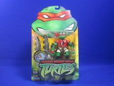 TMNT Skatin' Raph 2003 Stock #53061 Teenage Mutant Ninja Turtles New w/ Defects