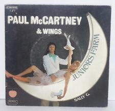 Paul McCartney & Wings JUNIORS FARM 2C 004-05752 EMI Pathe Marconi 1974
