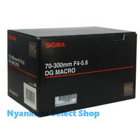 SIGMA 70-300mm f/4-5.6 DG Macro Telephoto Zoom Lens for Sony A Japan New