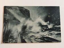 """Vintage Postcard - Dainty Series """"Stormy Corner"""" - unused"""